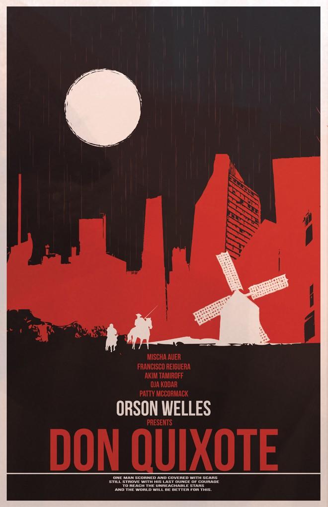 精选国外极简风格电影海报设计