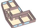 AI软件(Illustrator)创建一个3D楼层户型图教程