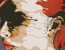 AI软件(Illustrator)绘制一张水滴飞溅效果的面部特