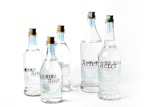 国外艺术感十足的瓶子包装设计欣赏