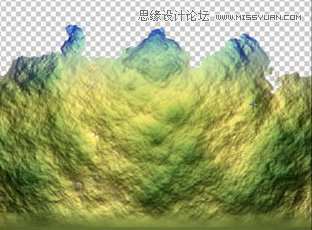 Photoshop使用滤镜v房屋真实的崇山峻岭房屋效农村设计图岩石自建图片