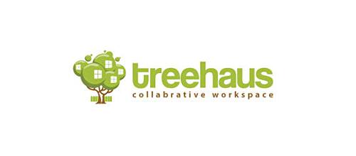 以树木为设计元素的logo设计欣赏(3)