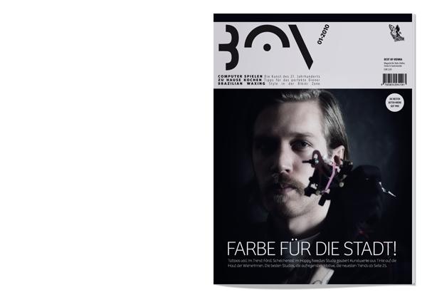 国外10款杂志封面和版式设计欣赏5图片