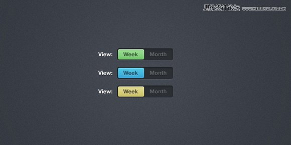 創建網頁背景材質時常用到的4種方法