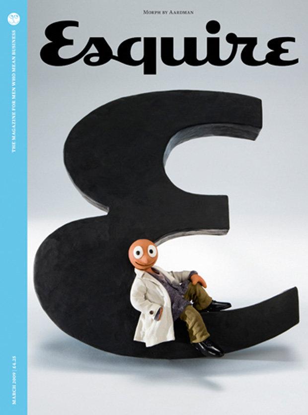 精选国外创意的杂志封面设计欣赏