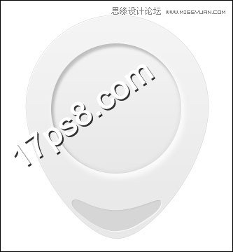 photoshop制作超酷水滴形状logo教程(2) - 专业的photoshop教程,ps教程网