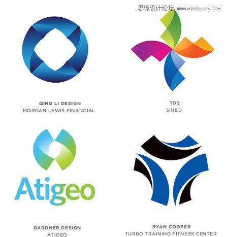 解析2012年標誌發展的趨勢和設計技巧