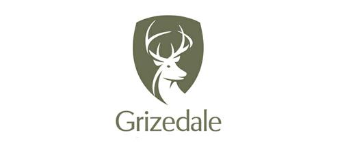 以动物鹿为设计元素的logo设计欣赏