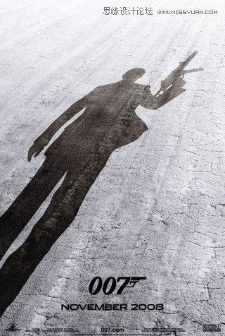 解析電影海報中的字體設計賞析