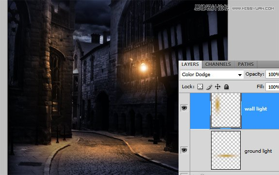 Photoshop詳細解析後期光影效果處理手法