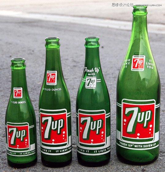 國外食品飲料老式包裝設計欣賞