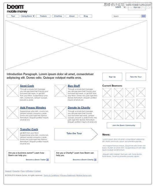 交互設計師應該如何設計作品集