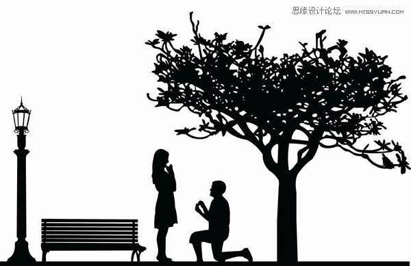 photoshop设计创意的情人节海报教程