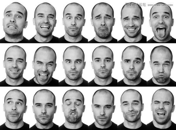 详细交互应用设计动图表情包张艺兴趋势解析移动的网页-产品设图片