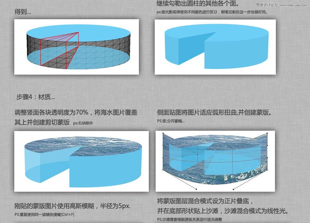 实例解析<a href=http://www.cnwebshow.com/http://www.cnwebshow.com/edu/photoshop/ target=_blank class=infotextkey>Photoshop</a>的3D工具使用,PS教程