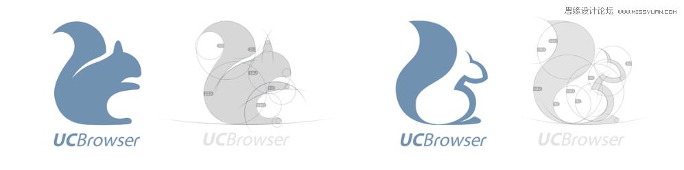 UC瀏覽器新Logo設計經驗分享