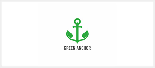 对称logo设计灵感和创意标志设计(2)