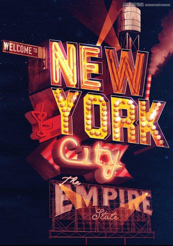 国外50个优秀文字排版海报设计欣赏