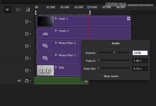 Photoshop CS6制作3D文字的片头动画教程 6