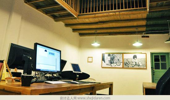 20张来自设计师们的办公室照片欣赏