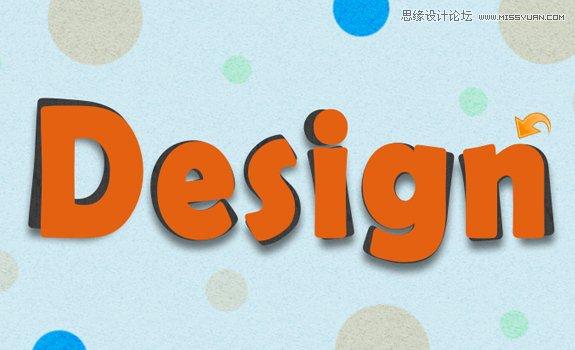 圆形可爱字体怎么写