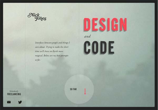 25个国外创意霏凡的个性网站设计设计-欣赏欣设计上海专升本
