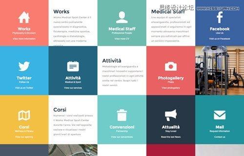 精选国外排版优秀的html5+css3网页设计欣赏图片