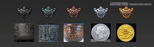詳細解析古代中式圖標繪製過程