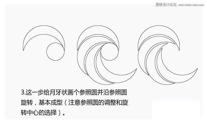 绘制企业logo教程