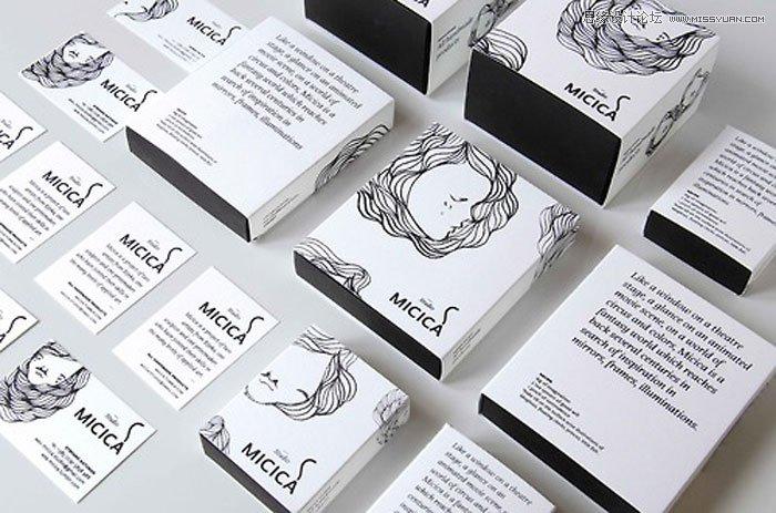 国外创意品牌形象视觉设计欣赏