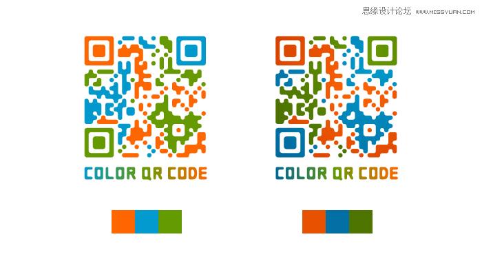 詳細解析創意二維碼設計方法介紹