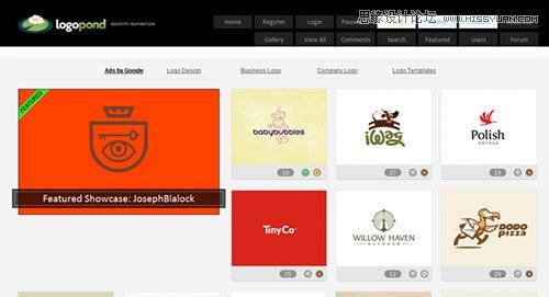 24个值得收藏的国外logo资源网站分享