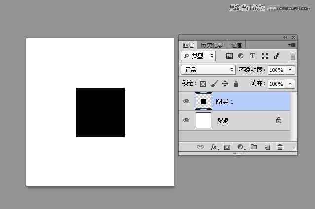 Photoshop巧用自定义形状快速打造图案