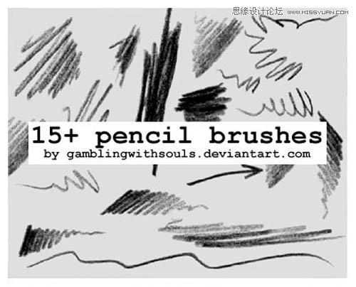 手绘铅笔画图片展示