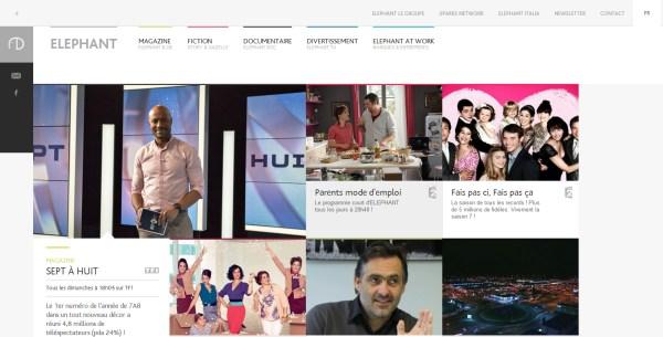 30个漂亮的企业公司网站设计欣赏,PS教程,思缘教程网