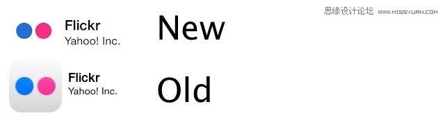 淺談蘋果iOS7.1的17個UI細節變化