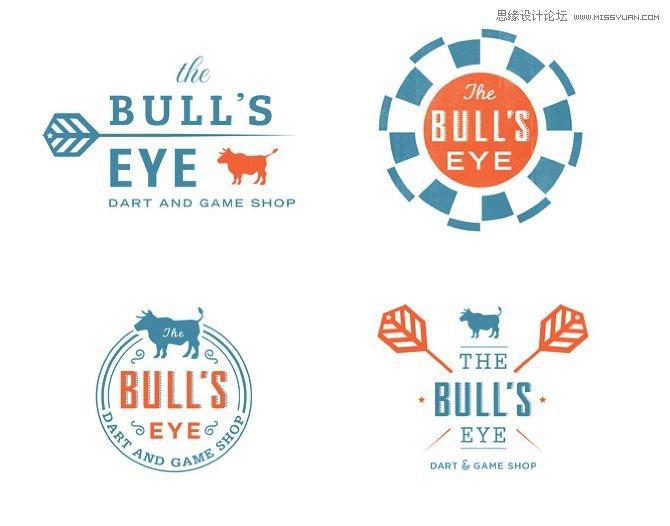 优秀大气的国外企业logo设计欣赏(2)