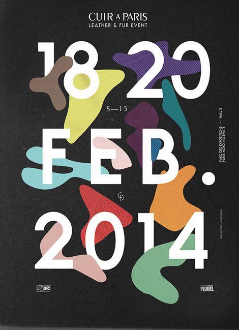 精选国外优秀时尚的广告海报设计欣赏