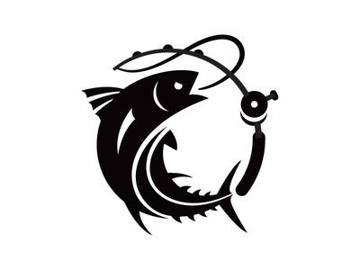 国外创意黑白风格企业标志设计欣赏  今天给大家推荐30个和鱼有关的lo