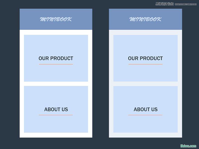 如何從圖片吸取靈感的網站配色方案