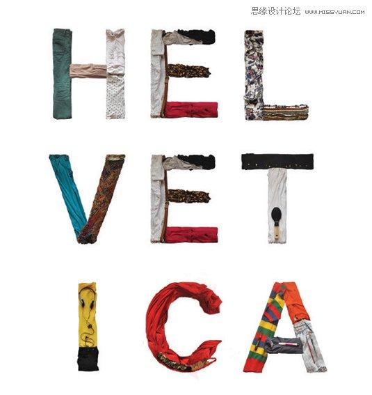 淺談Helvetica英文字體的15種妙用
