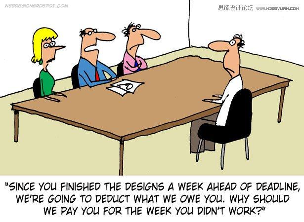 詳細解析設計師經常吐槽的趣事兒