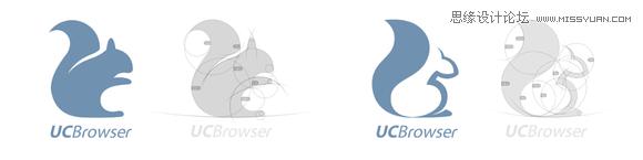 淺談UC瀏覽器新LOGO設計經驗分享