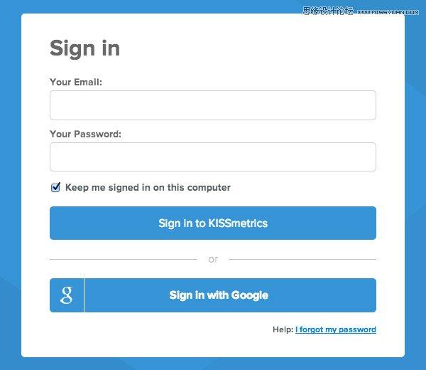 淺談如何提高用戶登錄體驗的5個細節