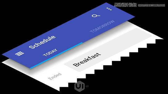 詳細解析Material Design引領的設計趨勢