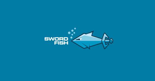 70款新鲜的鱼元素企业logo设计欣赏,ps教程,思缘教程网
