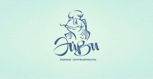 70款以鱼为设计元素的logo设计欣赏