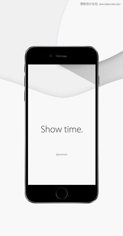 50款精致的iphone6原型素材免费下载