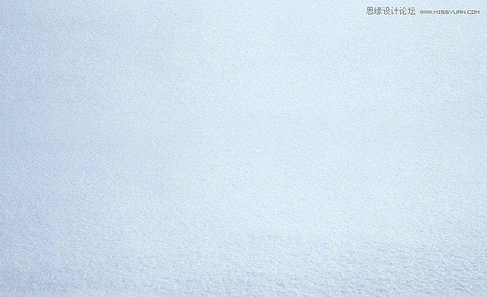 1,首先打开背景素材,是一张雪景图片,也可以选择自己拍摄或收藏的类似