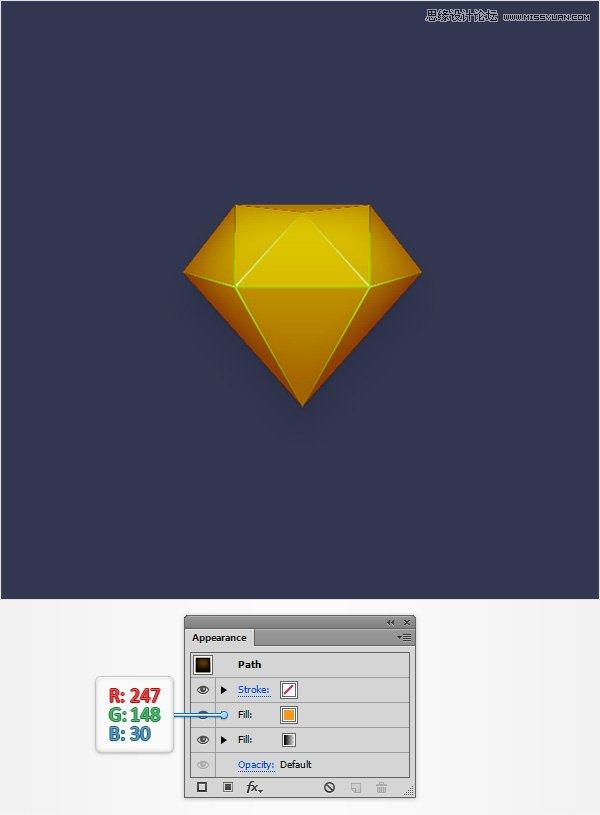 illustrator绘制钻石逼真的教程教程图标,ps立体,思缘教程网在北京哪个建筑设计院最好图片